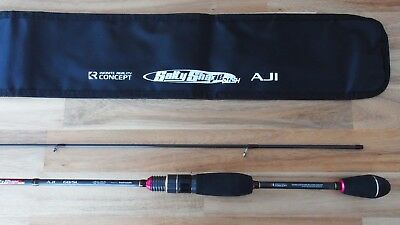 TAILWALK - SALTY SHAPE DASH AJI 68/SL LRF ROD UK STOCK VAT & SHIPPING FREE!!