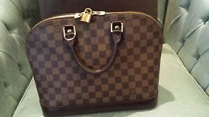 Authentic louis vuitton alma pm West Island Greater Montréal image 4