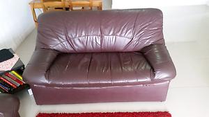 2 brown sofas Sydney City Inner Sydney Preview