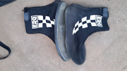 Go kart wet weather boot covers & work apron Ferntree Gully Knox Area Preview