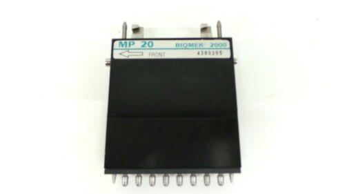 Beckman Biomek 2000 MP20 Eight Tip Pipette Tool 1-20uL