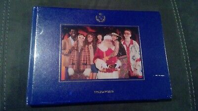 Gucci Holiday 2019 Catalog Hard Cover New Sealed Mint Condition. Free Shipping.