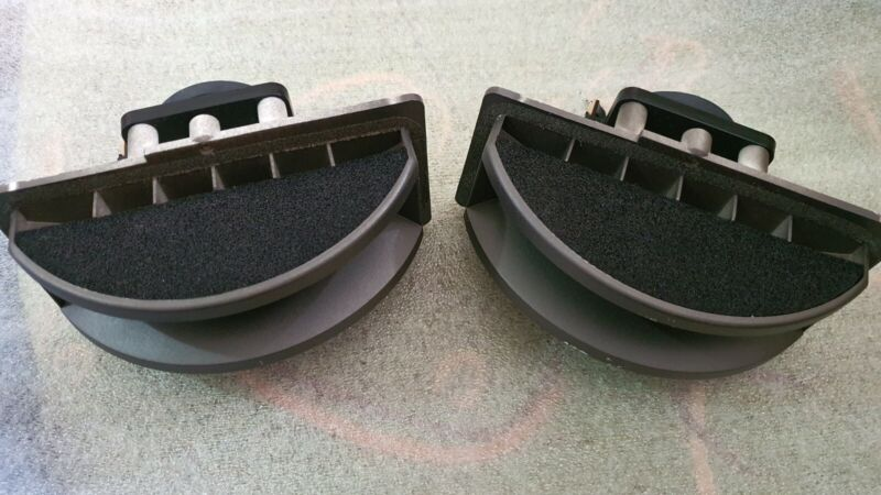 Technics horn tweeters , EAS-12HD02SA. 8 ohm. Pair