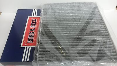 Ford Focus MK2 1.4 1.6 1.8 2.0 1.6 2.0 TDCi  Carbon Cabin Pollen Filter 2004-11