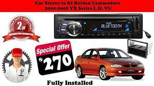 Holden Commodore AX1502BT VX Series I, II, VU Single Din Stereo Dandenong North Greater Dandenong Preview