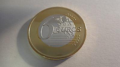 NEW 6 Sex Euro Novelty Collector Coin