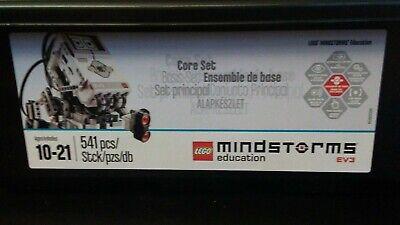 LEGO 45544 Mindstorms EV3 Core Set + LEGO Transformer/Charger 10VDC 45517