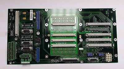 Abb Robot Controller Computer Back Plane 3hab6372-1 Dsqc 330 Tested