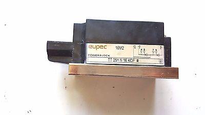 EUPEC POWER BLOCK  TT251N16KOF