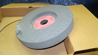"""Milicron surface grinding wheel 14 x 2 x 2 recessed H5A46-K12-UKP 14"""" inch NEW"""