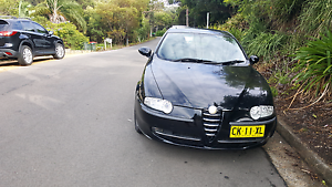 2004 Auto ALFA romeo 147, kms 109100, $5000,1 year rego Newport Pittwater Area Preview