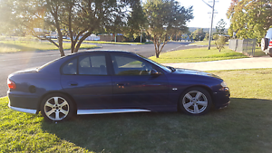 99 vt commodore Warwick Southern Downs Preview