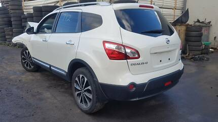 Nissan Dualis 2013 - NOW WRECKING - PARTS ONLY