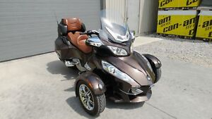 2012 Can-Am Spyder RT- LTD