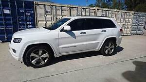 Jeep Grand Cherokee Overland Diesel 2013 2 Yrs Fact Warranty!! Surfers Paradise Gold Coast City Preview