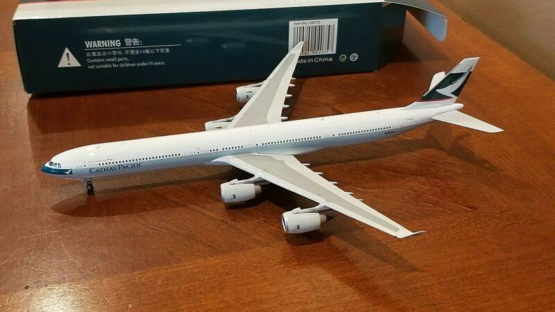 Phoenix Models Cathay Pacific A340-642 1:400 PH4CPA1360 1997s Colors B-HQC