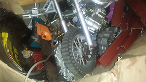 Lots of motorbike parts for sale Parmelia Kwinana Area Preview