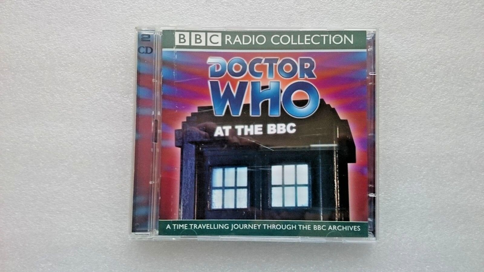 Doctor Who at the BBC by AudioGO Limited (CD-Audio, 2003)