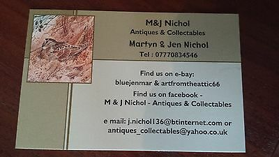 M&J Antiques and Collectables