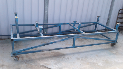 Datsun 240Z 260Z chassis rig Ballarat Central Ballarat City Preview