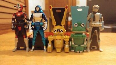 Power Ranger Gokaiger Go-Buster Ichigan Buster & Sougun Blade DX Narikiri Set Figurki akcji i z filmów Film, telewizja i gry wideo