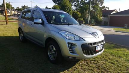 2010 Peugeot 4007 Greenwood Joondalup Area Preview