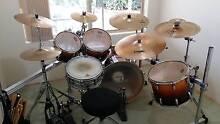 Pearl Vision Drum Kit High Wycombe Kalamunda Area Preview