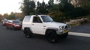 1996 Daihatsu Feroza 4x4 Parramatta Parramatta Area Preview