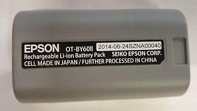 Battery For Epson Tm-p60ii Thermal Pos Printer