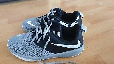 Nike Schuhe 40 Damen Und Herren,  Grau Schwarz, Weiß Top Zustand