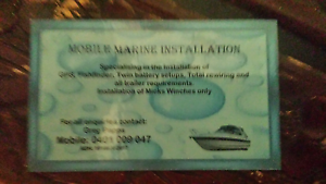 Mobile marine instalations an custom Fibreglas repairs an fitouts Adelaide CBD Adelaide City Preview