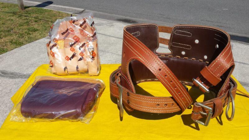bashlin lineman belt