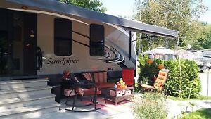 Roulotte de parc Sandpiper 2014