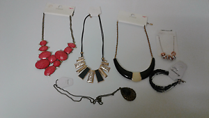 The lot for  $5 Ladies Necklaces & Bracelet Kelso Townsville Surrounds Preview