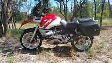 BMW R1100GS 1998 75th anniversary model Inglewood Goondiwindi Area Preview