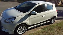 2013 Mitsubishi Mirage Hatchback Clontarf Redcliffe Area Preview