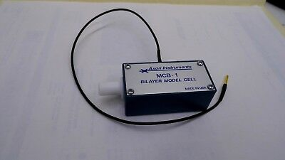 Axon Instruments Mcb-1 Bilayer Model Cell Adapter