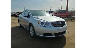 2015 Buick Verano 2.4L 4 cyl. Bluetooth & Low Payments!!
