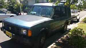 1993 land rover v8 dual fuel $2500 Newport Pittwater Area Preview