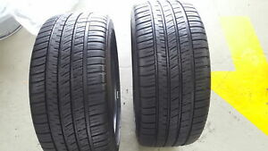 245/40/18 michelin pilot AS/3 (two tires) excellent condition!!