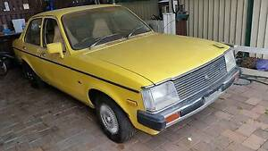 Holden Gemini mags and driver's door Quirindi Liverpool Plains Preview