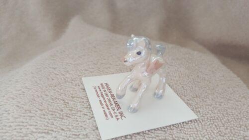 HAGEN RENAKER Baby Pegasus Figurine Miniature Collect New FREE SHIPPING 00833