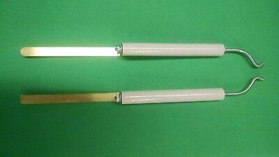 Wayne Oil Burner Electrode Set For Eh Pressure Washer Replaces 13933 13934