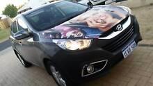 2013 Hyundai IX35 Wagon URGENT SALE LOW Kms Dalyellup Capel Area Preview