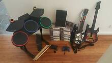 PS2 + 50 GAMES!!! (inc. Guitar Hero & Abe's Odyssey) Mount Waverley Monash Area Preview