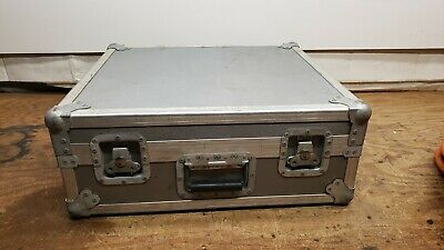 Trade Show Case Secure Shipping Case Equipment Case Impact Resistant