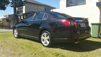 2007 Holden Epica Belmont Belmont Area Preview