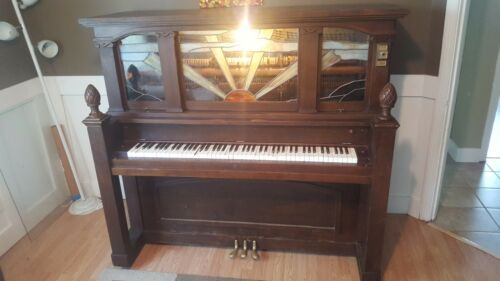 Coinola Player Operators Piano Co 1920s Refurbished w 2 A-Rolls Midi PDS128 WOW