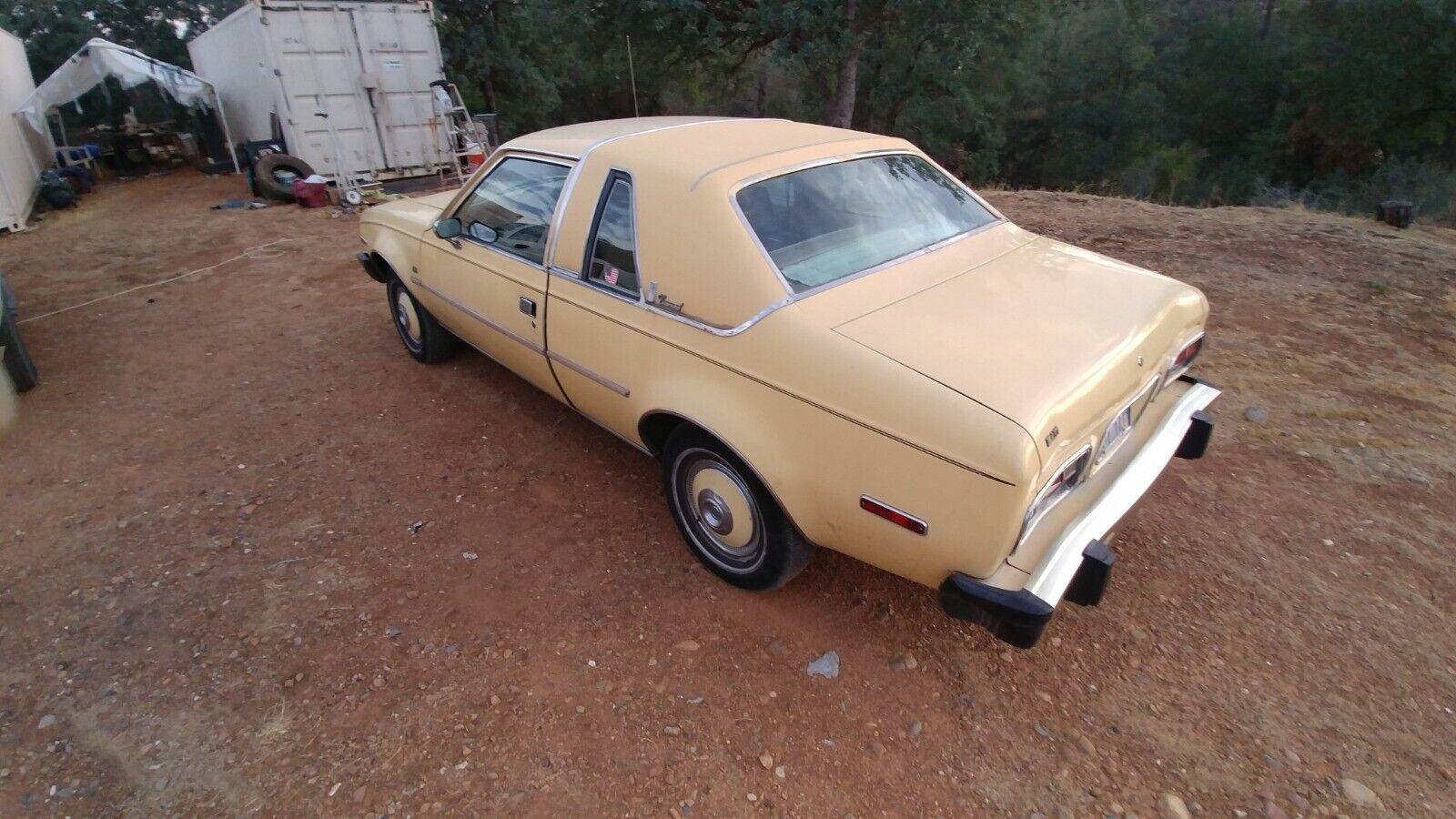 1979 AMC 1979 AMC Concord DL, Coupe tan 1979 AMC Concord DL 2 dr. Coupe