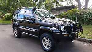 2006 Jeep Cherokee Gymea Sutherland Area Preview